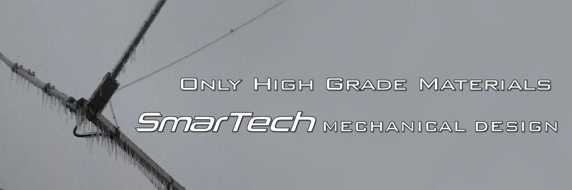 Only High Grade Materials