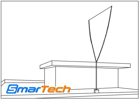 278DL1 Delta Loop SmarTech Antennas