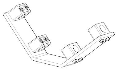 V-bracket 27DL4 SmarTech