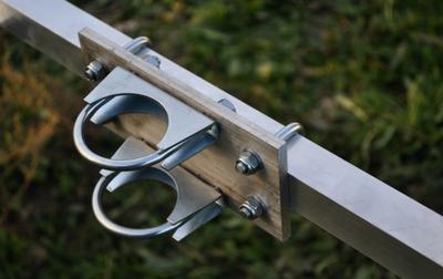 Staffa boom-mast - SmarTech Antenne