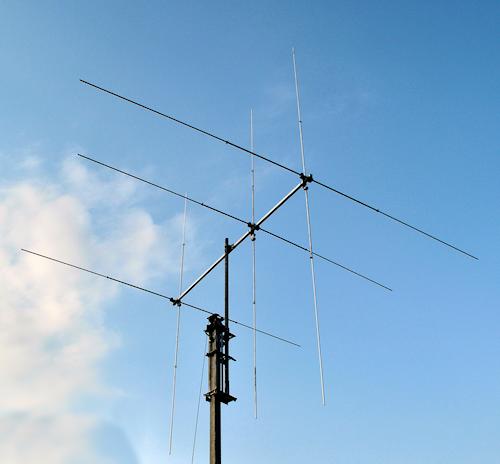 3+3 27YC6 Cross Yagi SmarTech Antennas