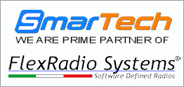 SmarTech prime partner of FlexRadio Italia